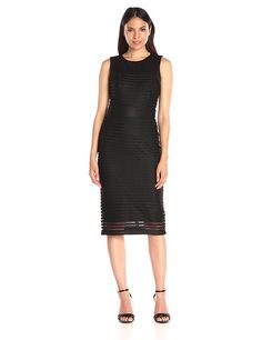 Julian Taylor Women's Perforated Sheath Dress *** This is an Amazon Affiliate link. You can get more details by clicking on the image.