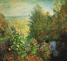 Here is the other Monet I have