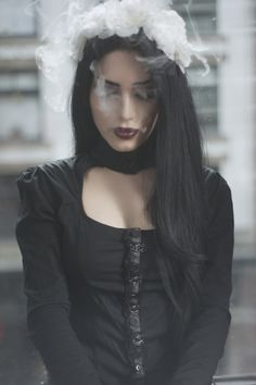 Angel After Dark. Top Gothic Fashion Tips To Keep You In Style. As trends change, and you age, be willing to alter your style so that you can always look your best. Consistently using good gothic fashion sense can help Goth Beauty, Dark Beauty, Gothic Girls, Gothic Lolita, Gothic Glam, Gothic Dress, Gothic Art, Dark Fashion, Gothic Fashion