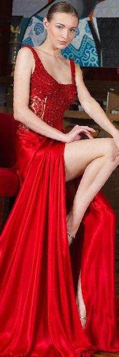 Toufic Hatab İlkbahar-Yaz 2014 - Couture