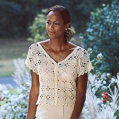 Crochet medallion patterns|crochet motif cardigan pattern for women