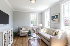 Edgartown Home Rental - SULLS   Martha's Vineyard Vacation Rentals. Cozy TV room on the main level.