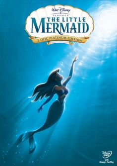 Favorite movie: the little mermaid