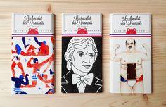 Le chocolat de Pâques s'expose chez Sergeant Paper Trance, Chocolate Packaging, Packaging Design, Flag, Design Inspiration, Graphic Design, Mars, Magazine, Coffee