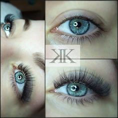 126 Best Russian Volume Lashes images in 2018 | Individual eyelashes