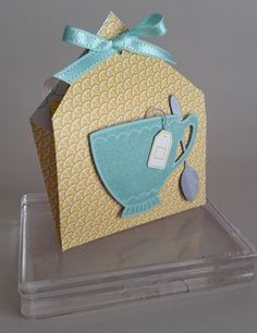 Crafted In His Image: A Nice Cuppa Gift Envelope