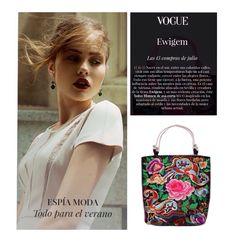 VOGUE recomienda nuestro bolso Blumen, entre las 15 compras para el mes de julio. http://www.vogue.es/moda/dress-for-less/galerias/las-15-compras-del-mes-de-julio-en-clave-dress-for-less-1/10995/image/861509