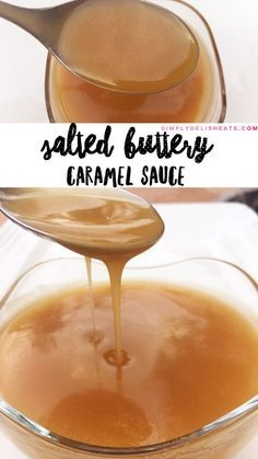 Salted Buttery Caramel Sauce - made this for churros which was perfect but it was so delicious it could be used for fruit, ice cream, or whatever you like caramel on! Salted Buttery Caramel Sauce - made this for chu Chocolate Dipping Sauce, Sauce Caramel, Caramel Dip, Caramel Recipes, Churros, Dessert Sauces, Dessert Recipes, Healthy Desserts, Sauce Recipes
