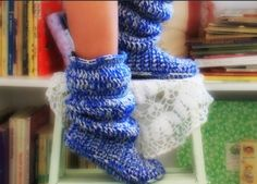 Stay warm and comfy with these Crochet Slipper Boots. We've included Free Patterns for Knitted & Crochet Boots for you!