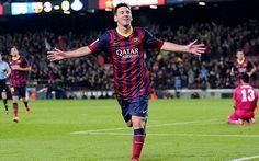 I want To Finish My Career At Barcelona says Messi - PokoVibes