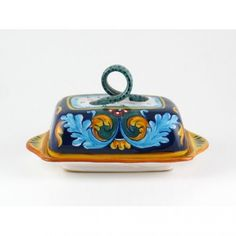 Ceramic Butter Dishes Exact Replica