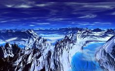 National Geographic  mountains HD Wallpaper