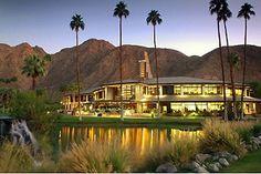 Southern California Wedding Venue: Intimate venue near Santa Rosa Mountains.