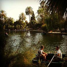 Barcellona, Parque de la Ciutadella #InstagramYourCity #igersbarcelona #bcn #barcelona @Social Media Week