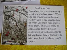 legend of the cardinal bird and death - Yahoo Search Results