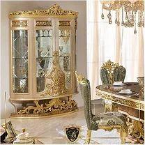 เฟอร์นิเจอร์หรู,Luxury Furniture Thailand ,ห้องนอนหรู,โซฟาหรู,Luxury Furniture T Decor, Furniture, Room, Cabinet, Luxury Dining Room, Home Decor, Luxury Dining, China Cabinet, Dinning Set