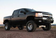 I'm guna have one of these someday :) Chevy Silverado!