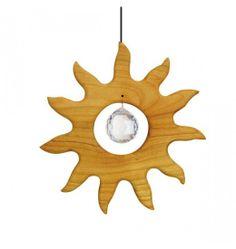 For kitchen window : Sun Crystal Suncatcher in Home Decor - Nova Natural Toys + Crafts