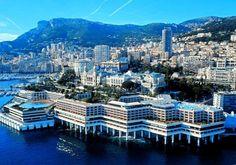 Fairmont Hotel - Monte Carlo #carloynstanley #travel
