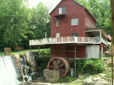 Mitchell Mill, Somers Crossroads, Wilkes Co., NC.