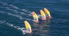 Got that #weekendfeeling? Put your feet up & watch this ► #windsurfing #travel #newcaledonia - ActionTripGuru.com