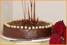 Tort orzechowo marchwiowy
