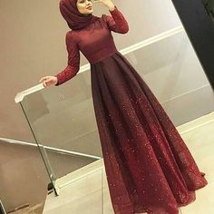 Hijab styles 653092383437036493 - Source by sevdiyeatilkan Muslim Prom Dress, Hijab Prom Dress, Hijab Gown, Hijab Evening Dress, Hijab Style Dress, Hijab Chic, Evening Dresses, Abaya Fashion, Muslim Fashion