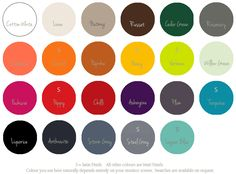 Fermob Furniture Colours and Finishes — The Worm that Turned - REVITALISING YOUR OUTDOOR SPACE