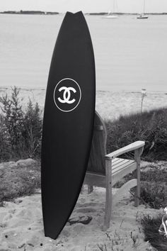 Surfs up glam style