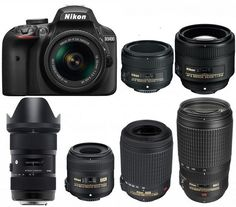 Best Lenses for Nikon D3400 DSLR camera. Looking for recommended lenses for your Nikon D3400? Here are the top rated Nikon D3400 lenses.
