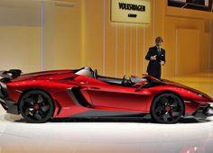 Lamborghini Aventador J. Why do you taunt me like this?