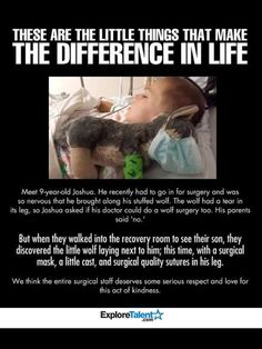 entire medical team deserves some serious respect… Faith In Humanity Restored – 33 PicsFaith In Humanity Restored – 33 Pics Jack Kerouac, I Smile, Make Me Smile, Just Keep Walking, Believe, Gives Me Hope, Faith In Humanity Restored, Emotion, Look Here