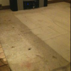 Rent A Rug Doctor For $25. Instead Of Buying Their Expensive Solution, Use A