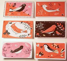Birdies Cards