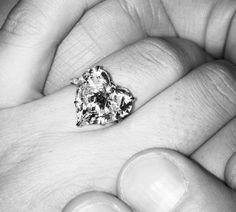 Breathtaking Celebrity Engagement Rings Radiant Engagement Rings, Best Engagement Rings, Katherine Webb, Celebrity Wedding Rings, Engagement Celebration, Heart Shaped Diamond, Cushion Cut Diamonds, Diamond Design, Round Cut Diamond