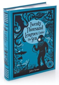 """Jules Verne's """"20.000 Leagues Under the Sea"""" was one of the first books I read when I was a kid. I was amazed by the incredible story of Nautilus and Captain Nemo. I enjoyed his mysterious adventure expedition style a lot and I still think that Jules Verne was a genius to imagine all these stuff which inspired reality in the future."""