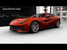 All-New 2013 Ferrari F12 Berlinetta: 740 hp - wow!!!