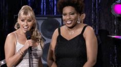 In episode three of Fuller House, Kimmy Gibbler and Stephanie Tanner get D. out of the Tanner house for a much-needed girls' night out. In one of the more protracted dance scenes in the episode — and there are a lot in Fuller House — actress Jodie… Stephanie Tanner, Tan House, Macy Gray, Fuller House, Girls Night Out, Dj, Rompers, Actresses, Dance