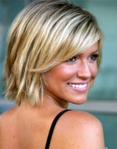 Shoulder Length Hair Styles have Popularity in Glamorous & Comparative Elegant Look