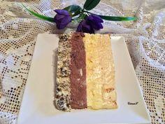 Tort de inghetata 2 – Sa Gatim cu Gina Parfait, Vanilla Cake, Desserts, Tailgate Desserts, Deserts, Dessert, Food Deserts