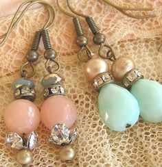 Vintage trinket jewellery by Andrea Singarella...the thing about this jewelery is, it's always 'in' :)