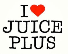 I love JuicePlus+ the best whole food supplement -fruits, veggies, grapes and berries in a capsule. www.bostonnutritionjuiceplus.com