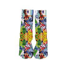custom pokemon go socks groomsmen socks wedding socks knees high socks kids socks