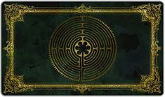Labyrinth Playmat