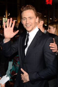 Pin for Later: Prepare to Be Impressed by Tom Hiddleston's Celebrity Impressions