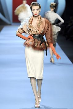 Christian Dior, 2011 Spring Couture Collection. Timeless.
