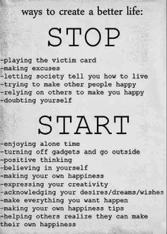 Lifehack - Ways to create a better life #BetterLife, #Life, #LifeQuotes