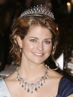 Magdalena de Suecia, la belleza de una princesa solidaria - Foto 18