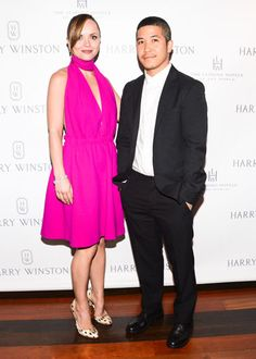 Harry Winston Hosts a Dinner for Jessica Chastian & The Heiress: Christina Ricci and Thakoon Panichgul