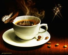 A little cup of coffee to lift you up when the day is long Coffee Gif, Coffee Images, Coffee Love, Coffee Break, Coffee Cups, Drink Coffee, Tea Cups, Good Morning Dear Friend, Good Morning Coffee